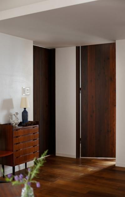 ドア (自然素材でつくる、北欧暮らし)
