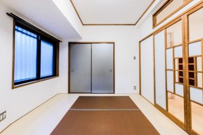 部屋 (case112・品よくありながらも個性的。)