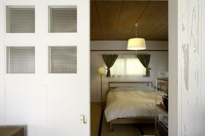 栃木県宇都宮市の「中古戸建住宅購入+リフォーム」H-house (寝室)