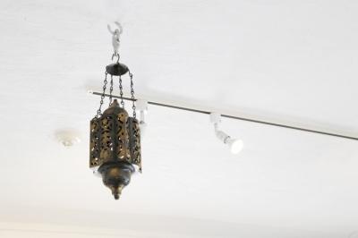 ランプ (case114・地中海リゾートが漂う漆喰塗り壁の住まい。)