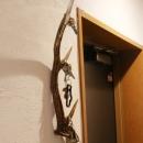 case114・地中海リゾートが漂う漆喰塗り壁の住まい。の写真 玄関キーホルダー