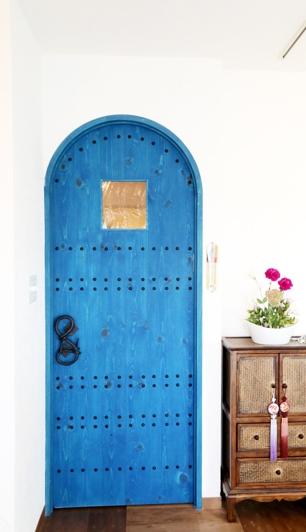 リフォーム・リノベーション会社:セイワビルマスター株式会社「case114・地中海リゾートが漂う漆喰塗り壁の住まい。」