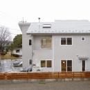 栃木県下野市の新築注文住宅 YM-house