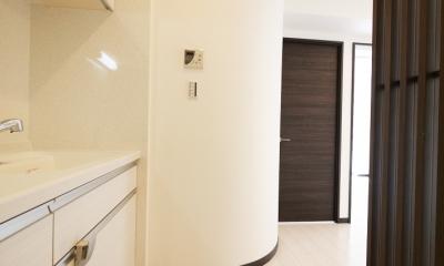 case117・丁寧に仕上げたファミリー向けマンション。 (キッチン)
