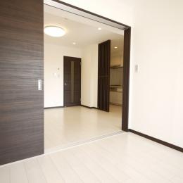 case117・丁寧に仕上げたファミリー向けマンション。 (部屋2)