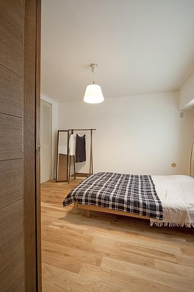 兵庫県F邸の部屋 寝室