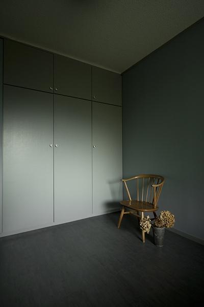 兵庫県O邸の部屋 書斎