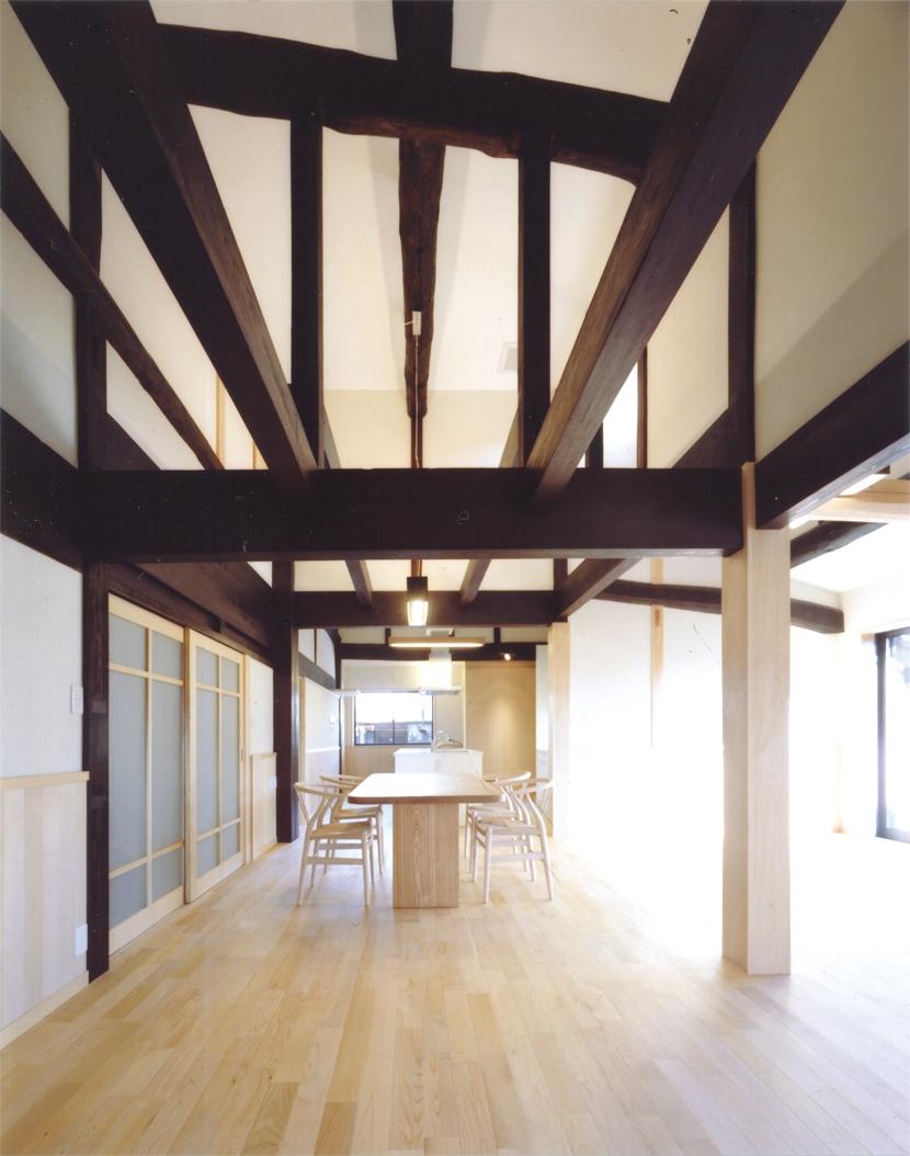 建築家:川口成人「古民家の再生」