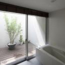 NAOIの住宅事例「庭がつくるいえ」
