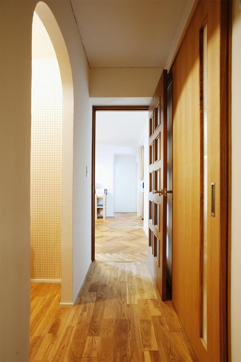 O邸・演奏会のできる広々リビングの部屋 廊下
