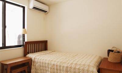 U邸・南欧の田舎家にあこがれてゆったり暮らす (寝室2)