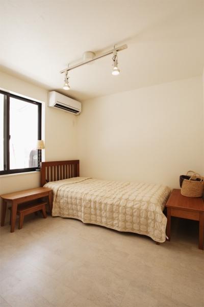 寝室2 (U邸・南欧の田舎家にあこがれてゆったり暮らす)