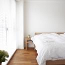 T邸・南の風が吹き抜けるカフェリゾート空間の写真 ベッドルーム