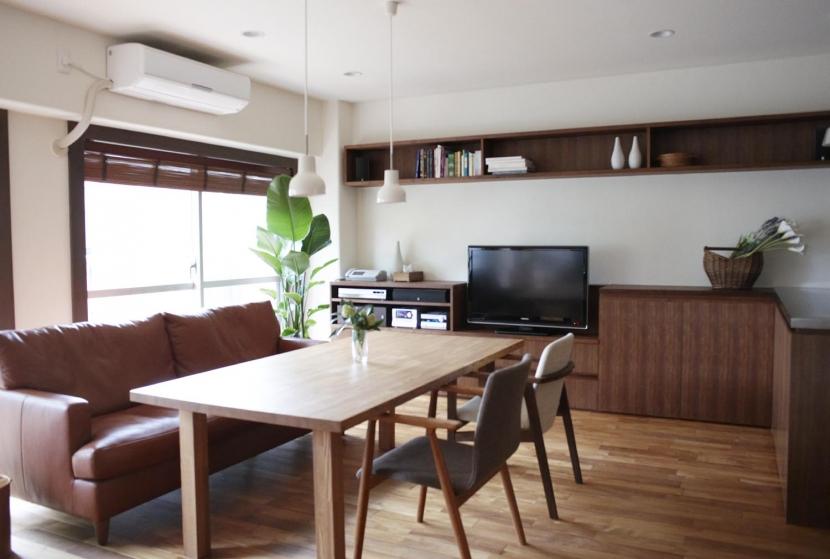 リノベーション・リフォーム会社:スタイル工房「T邸・南の風が吹き抜けるカフェリゾート空間」