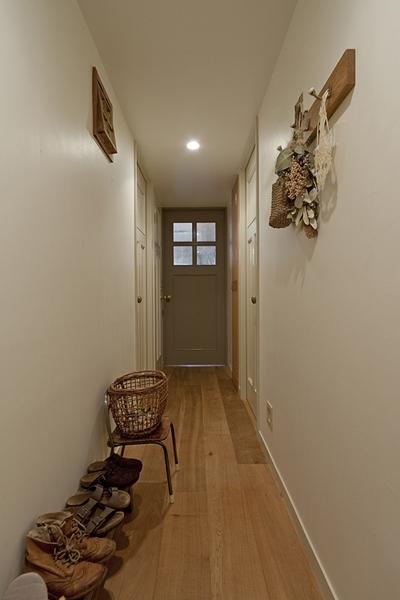 兵庫県U邸の部屋 廊下