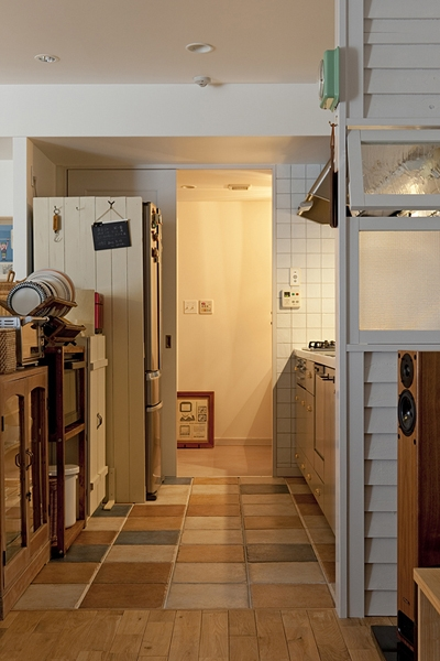 大阪府U邸の写真 キッチン