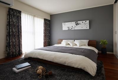 寝室 (回遊性のある暮らし)