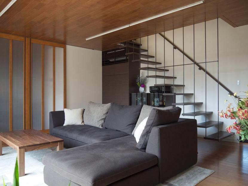 建築家:古津真一「野洲の家」