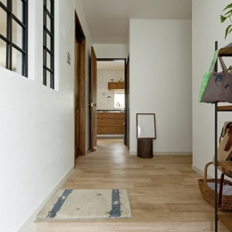 兵庫県M邸 (玄関2)