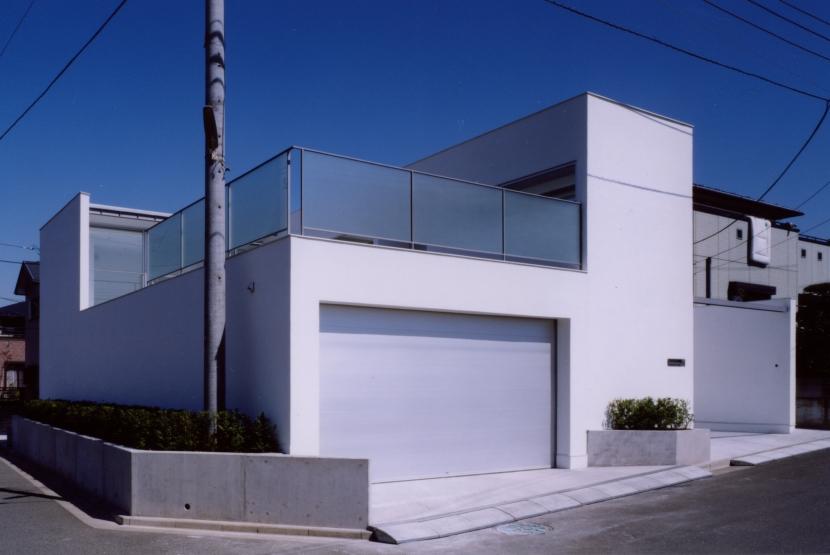 藤沢の住宅