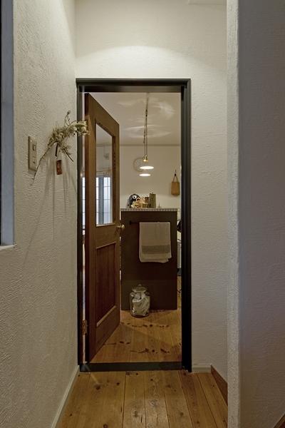 兵庫県D邸の部屋 廊下