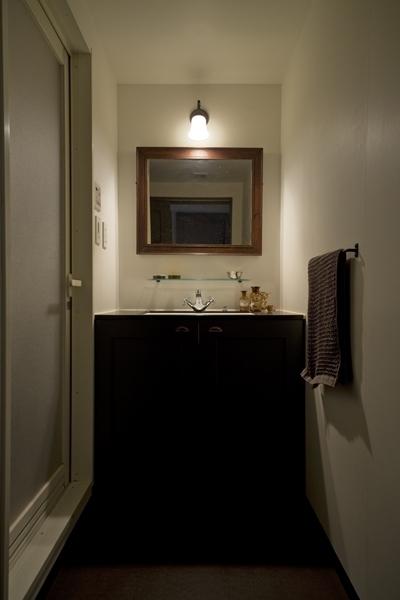洗面台 (兵庫県T邸-大人のヨーロピアンスタイル-)