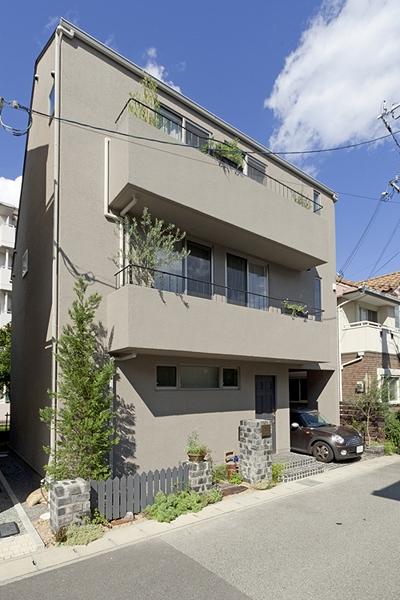 兵庫県T邸の写真 外観