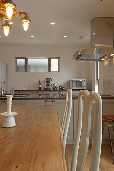 兵庫県T邸の部屋 キッチン