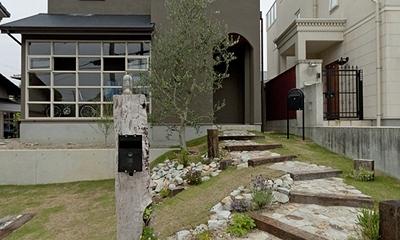 兵庫県K邸