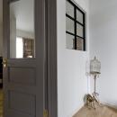 玄関-室内窓-