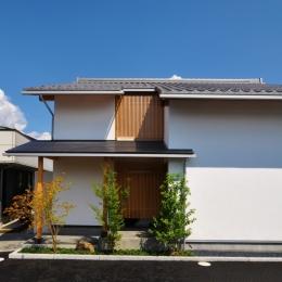 ピアノのある家 (外観(道路から))