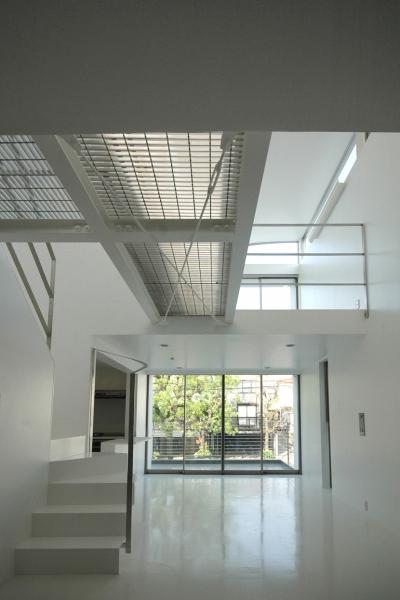 下馬の併用住宅 (2階内観1)