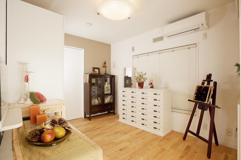 O様邸・楽しくコンパクトに二世帯で暮らすための家の部屋 趣味部屋(子供部屋)