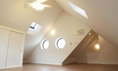 N邸・こだわりのシンプルナチュラル空間 (ロフト)