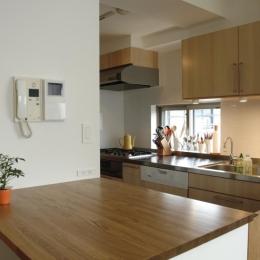 リフォーム・リノベーション会社 スタイル工房の事例「S邸・こだわりをたっぷり詰め込んだ、無垢材の温もり溢れる空間」