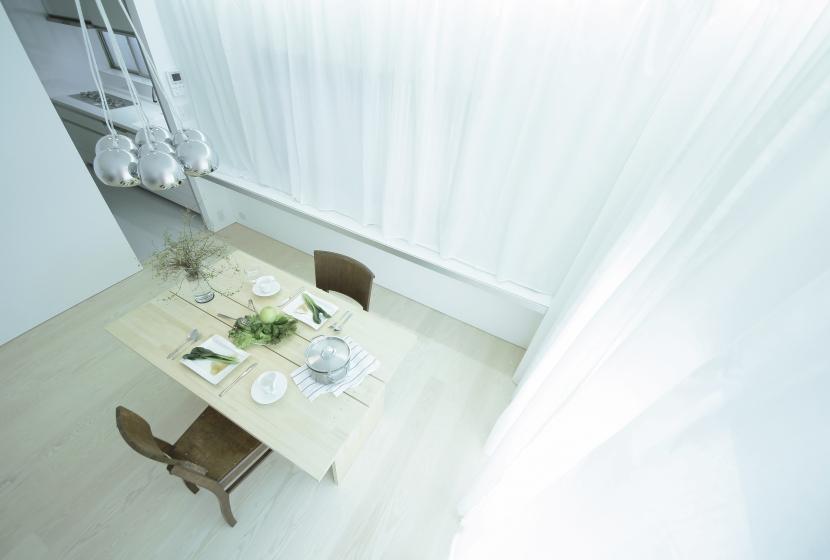 K House / 清州の住宅 木造築37年のリノベーションの部屋 清州の家 - リビングダイニング