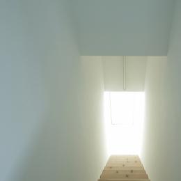 K House / 清州の住宅 木造築37年のリノベーション (清州の家 - 階段2)
