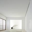 清州の家 - 床の間