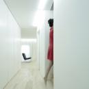 K House / 清州の住宅 木造築37年のリノベーションの写真 清州の家 - 廊下