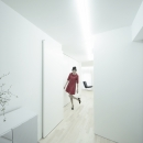 K House / 清州の住宅 木造築37年のリノベーションの写真 清州の家 - 廊下2