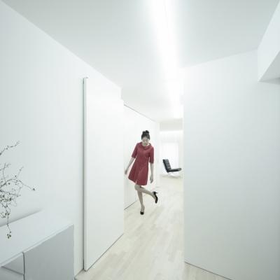 清州の家 - 廊下2 (K House / 清州の住宅 木造築37年のリノベーション)