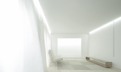 K House / 清州の住宅 木造築37年のリノベーション (清州の家 - リビングダイニング2)