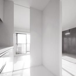 Room 402 - マンションリノベーション (CSM - キッチン)