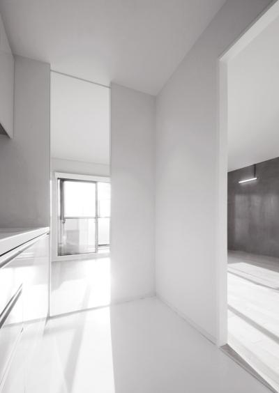 CSM - キッチン (Room 402 - マンションリノベーション)