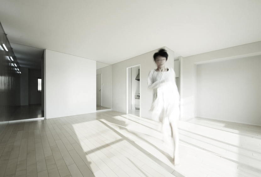 Room 402 - マンションリノベーションの部屋 CSM - リビング2