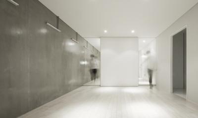 Room 402 - マンションリノベーション (CSM - リビング3)