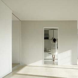 建築家 村田 純の住宅事例「Room 402 - マンションリノベーション」