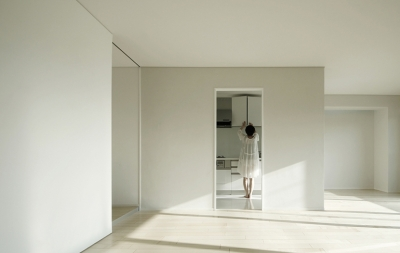 Room 402 - マンションリノベーション (CSM - キッチン2)