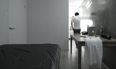 Room 402 - マンションリノベーション (CSM - ベッドルーム)