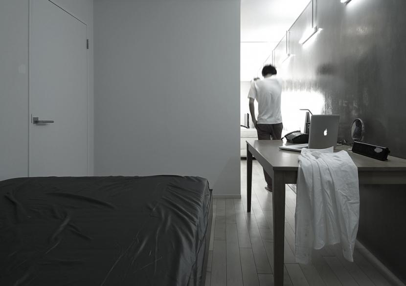 Room 402 - マンションリノベーションの部屋 CSM - ベッドルーム
